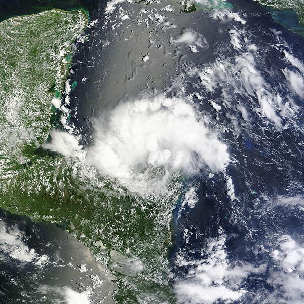 Harvey / NASA