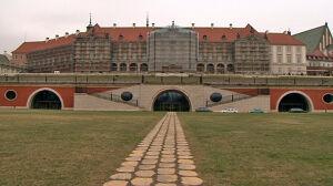 Zamek Królewski wypięknieje. Nowe oświetlenie i elewacja