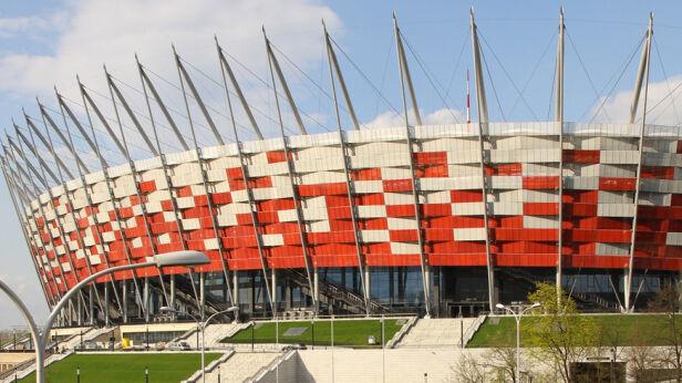 Narodowa arena ma patrona Maciej Wężyk/ tvnwarszawa.pl