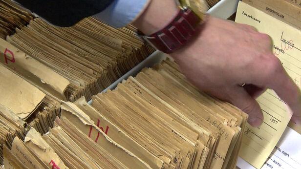 W siedzibie IPN będzie można obejrzeć tajne akta archiwum TVN24