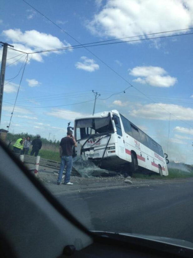 Wypadek w Lesznowoli Kontakt24/Paweł