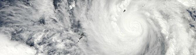 Hagupit sunie nad Filipiny. Tajfun zyskuje na sile