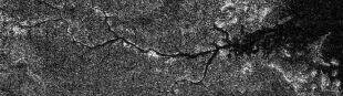 Rzeka metanu na Tytanie do złudzenia przypomina ziemski Nil