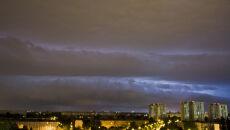 Burza w Poznaniu